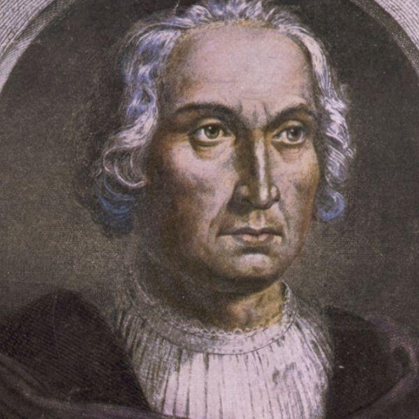 Cristóbal Colón: un tipo raro