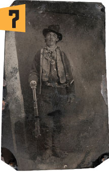 Desconocido, Billy the Kid