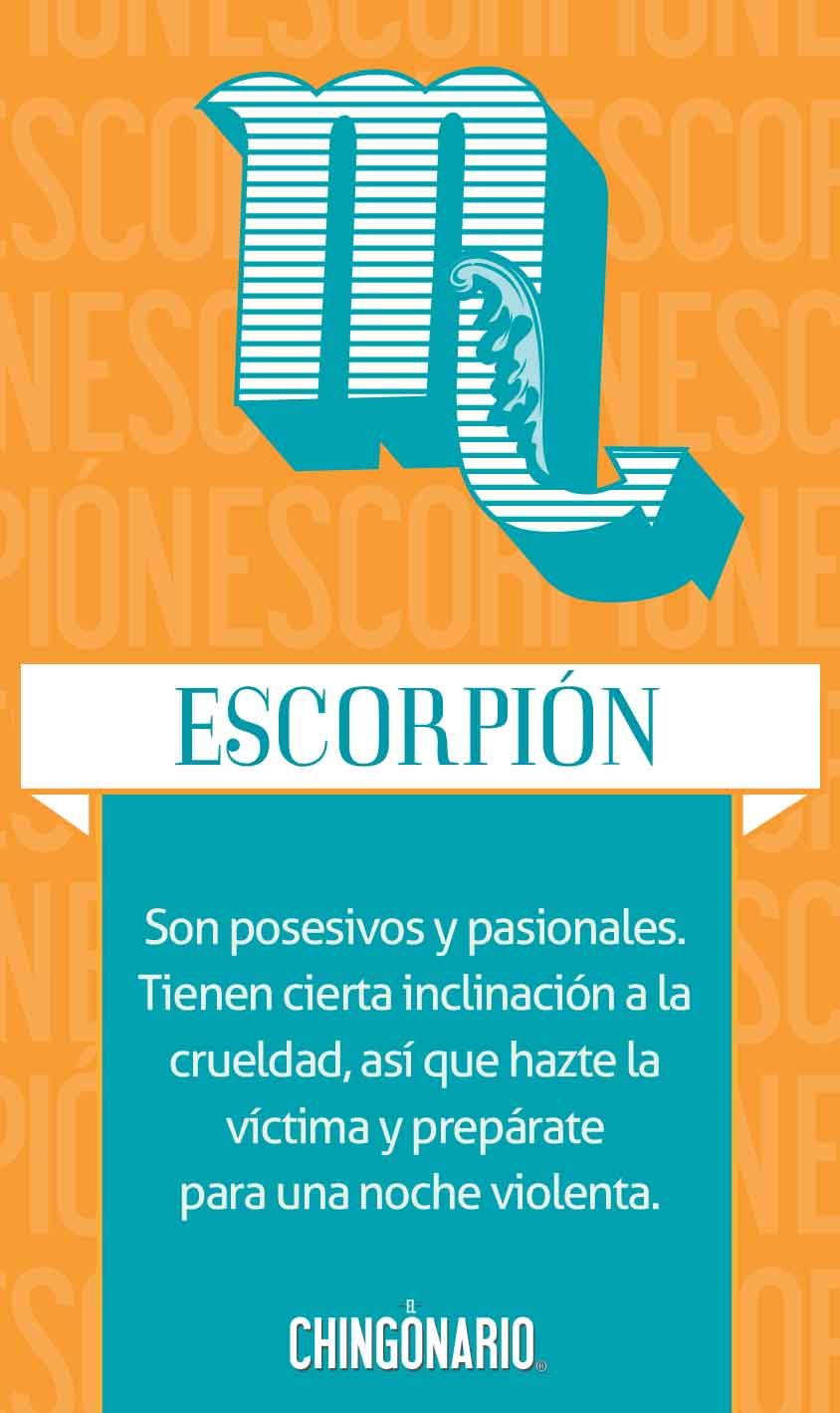 8ESCORPION