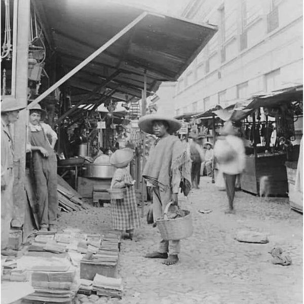El comercio en la Ciudad de México durante el siglo XIX