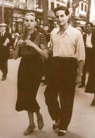 s7-quienfue-Elena-Garro-y-Octavio-Paz-recién-casados-(Barcelona-1937)