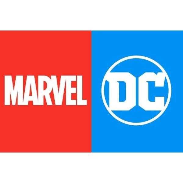 El cómic: ¿DC o Marvel?