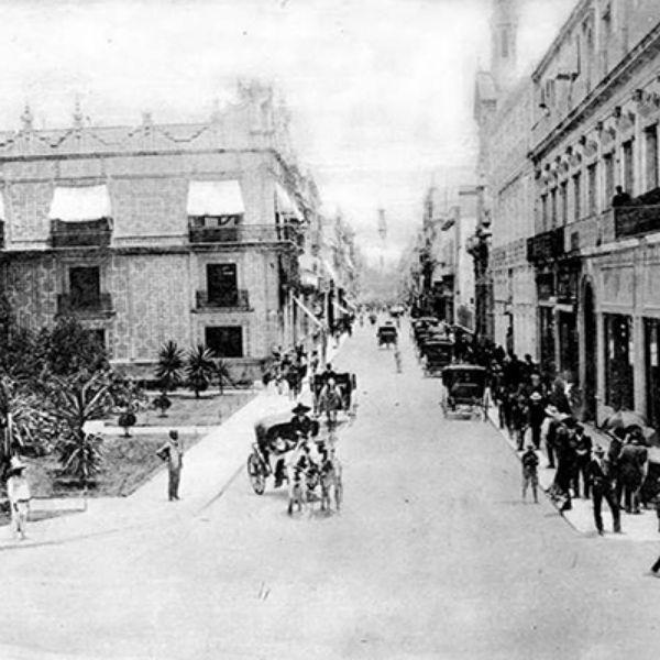 La calle de madero