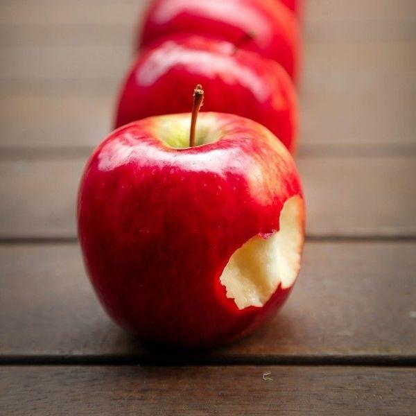 Manzana: el símbolo que muta