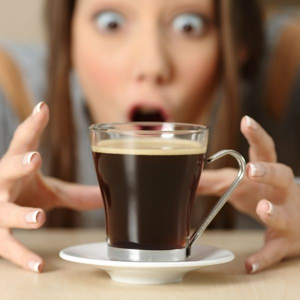 Mito: con mucho café se puede bajar la borrachera
