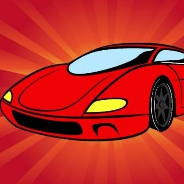 Las carreras de autos
