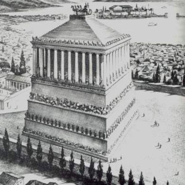 El primer Mausoleo